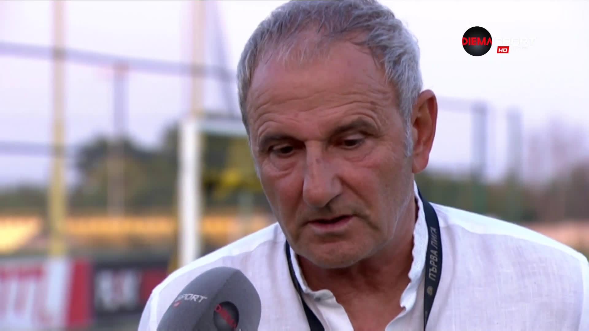 Никола Спасов: Заради такива мачове трябва да го има Царско село
