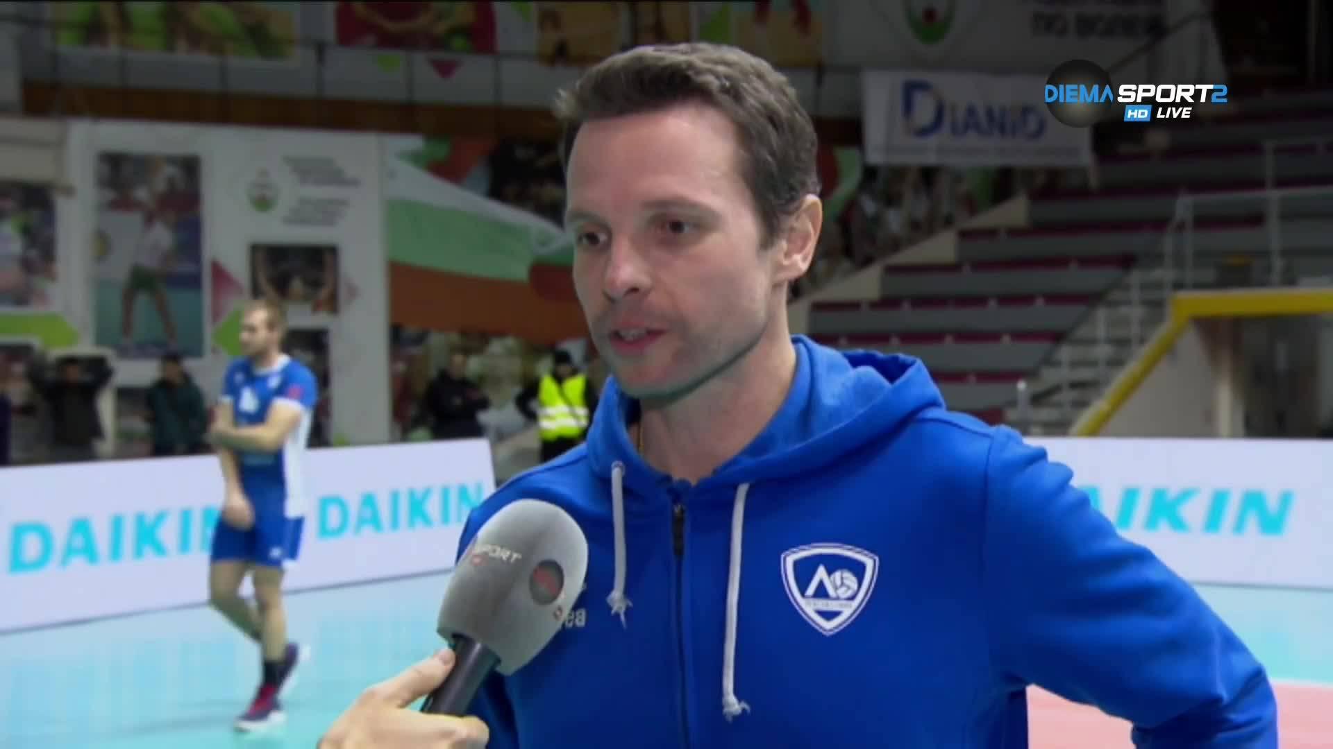 Андрей Жеков: Възползвахме се от втория си шанс