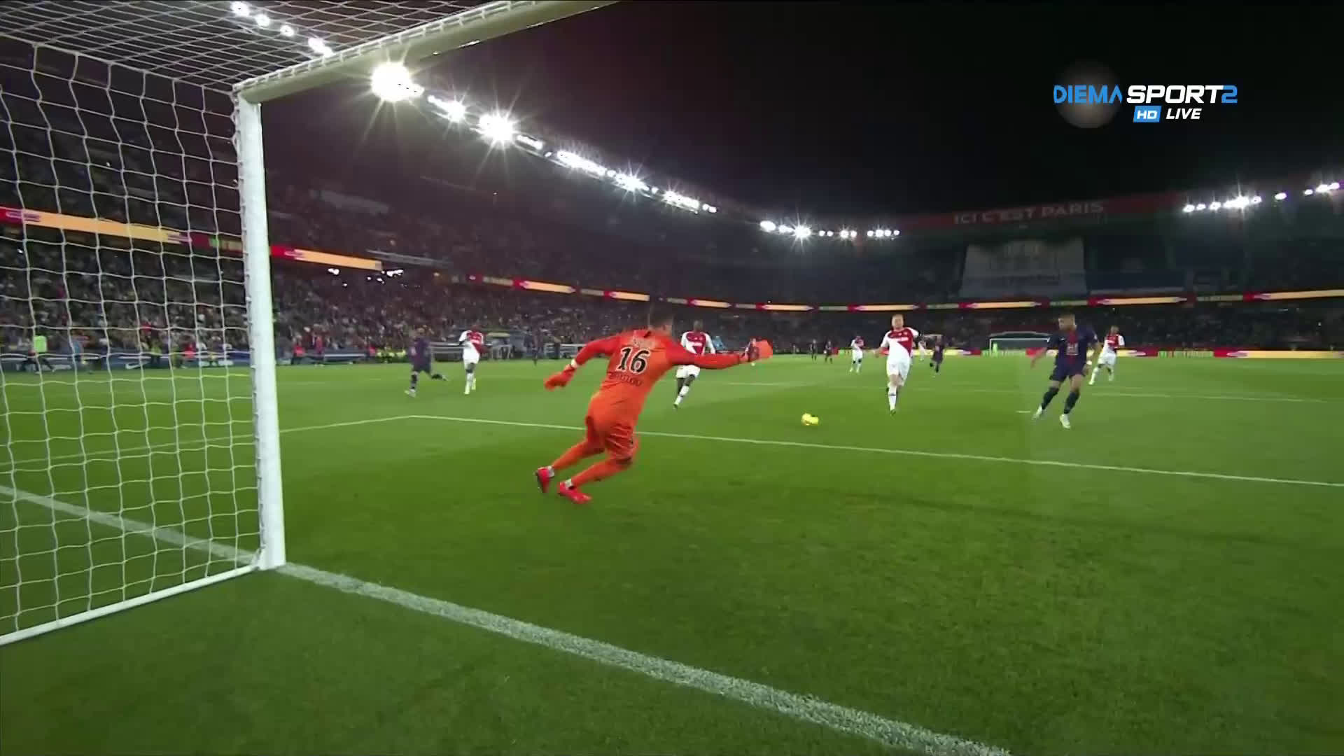 Мбапе оформи своя хеттрик срещу Монако