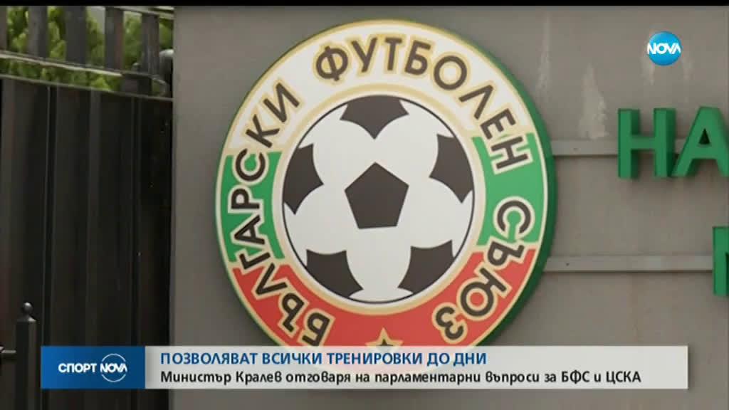 Спортни новини (20.05.2020 - късна емисия)