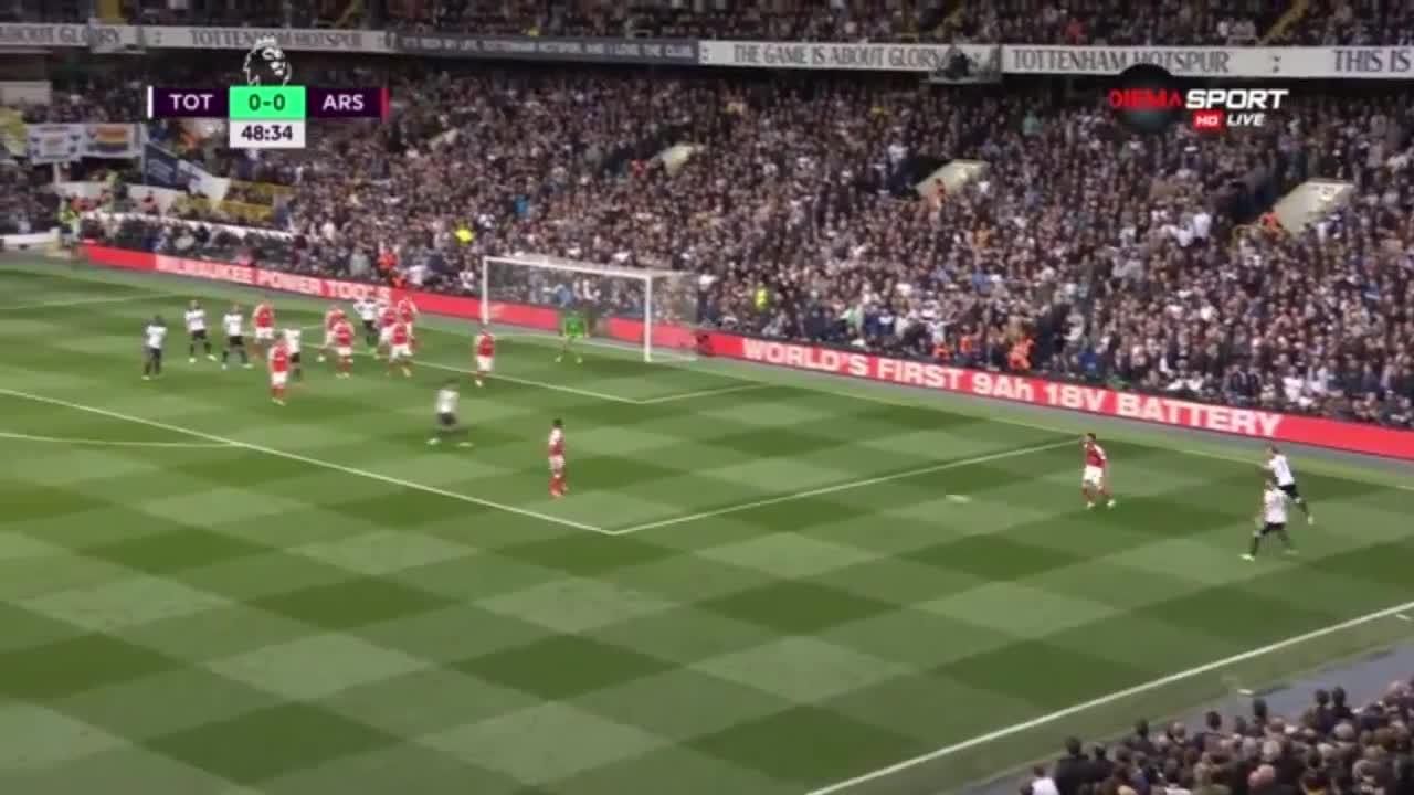 Тотнъм - Арсенал 2:0 /репортаж/