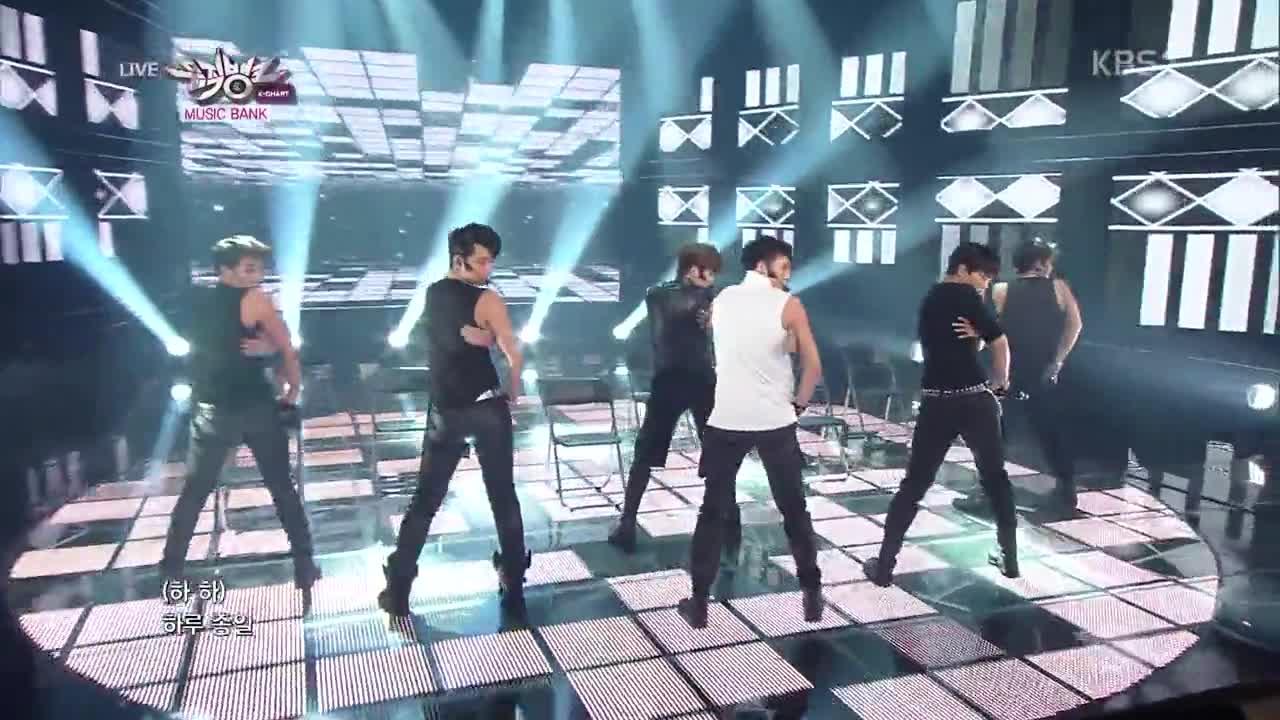 130607 2pm - A  D  T  O  Y  @ Music Bank в K-pop