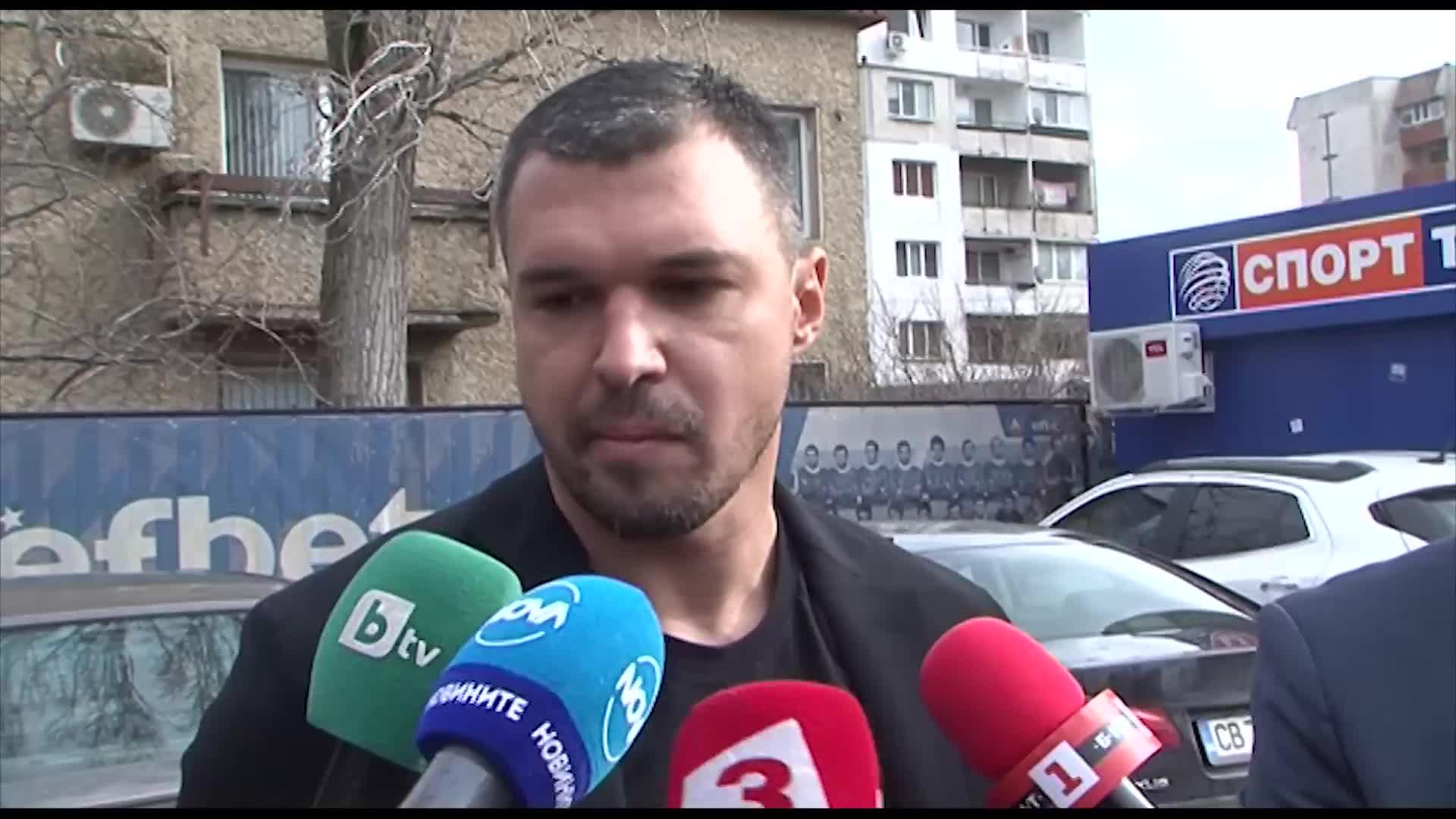 Божинов: Двата гола срещу Левски ме върнаха на Герена