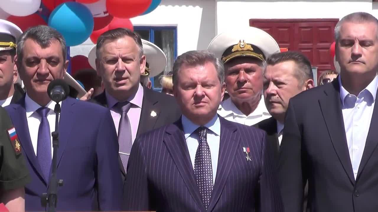 """Русия: фрегата """"Адмирал Григорович"""" пристигна в Севастопол"""
