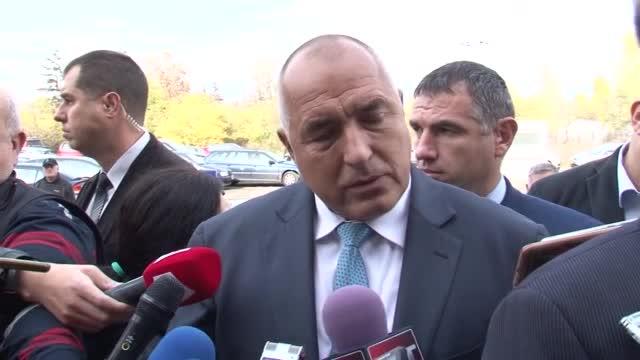 Премиерът Борисов с първи коментар за оставката на здравния министър (видео)