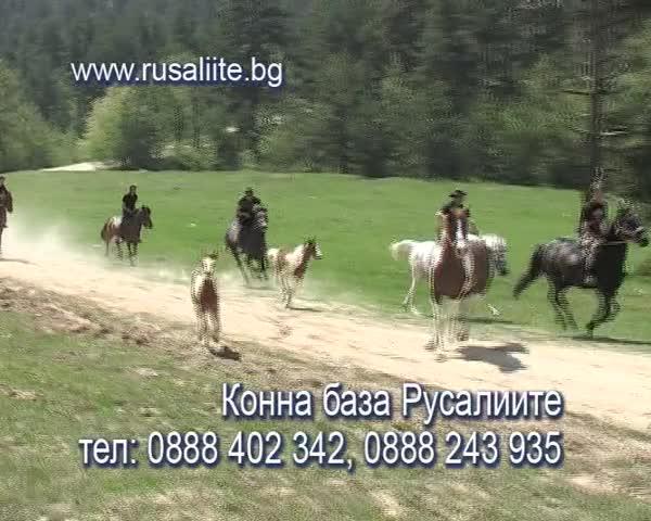 Бачево конна база Русалиите
