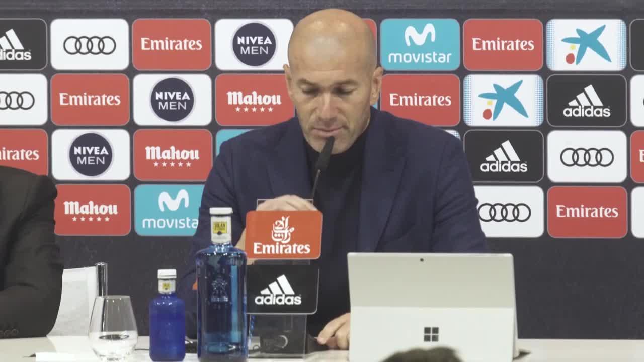 Зинедин Зидан напусна Реал пет дни след победата