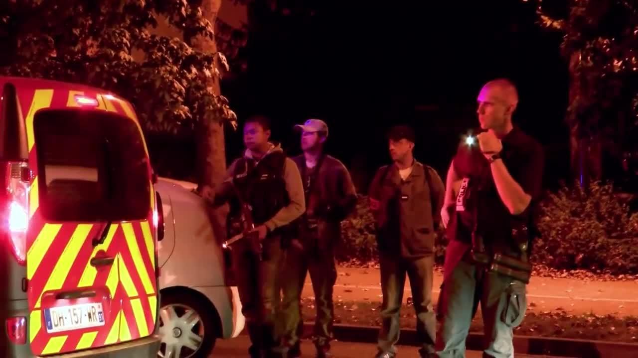 Антитерористична операция във Франция
