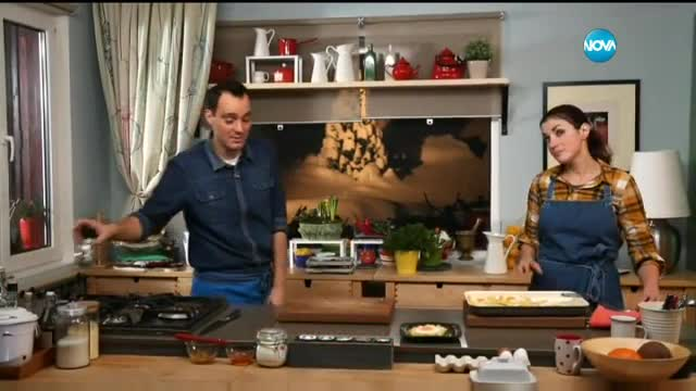 Яйца в картофени гнезда - Бон Апети (25.01.2017)