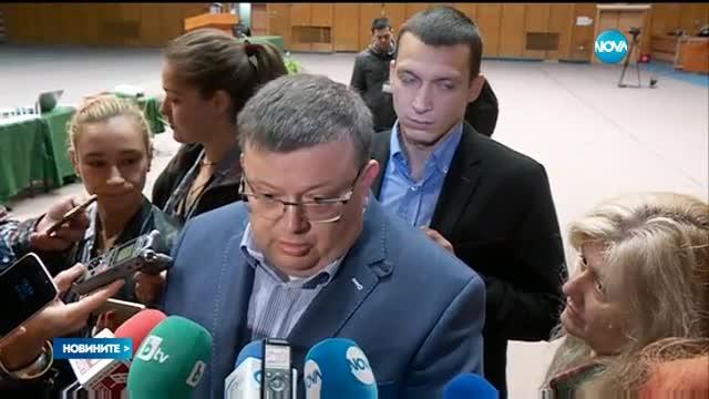 Цацаров: Не е нужно с Панов да сме приятели, за да работят в синхрон съд и прокуратура