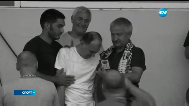 Почина легендата на родния футбол Аян Садъков