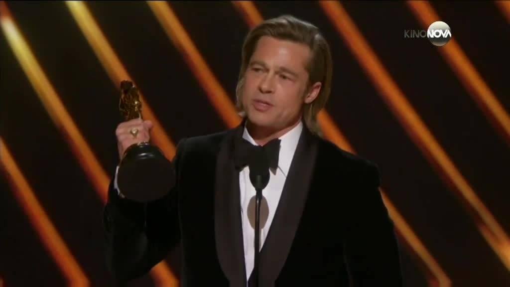 Брад Пит с първи актьорски ''Оскар''