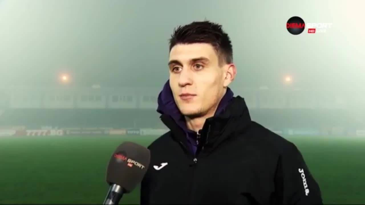 Пламен Гълъбов: В Етър ме приеха добре, не съм отписал ЦСКА