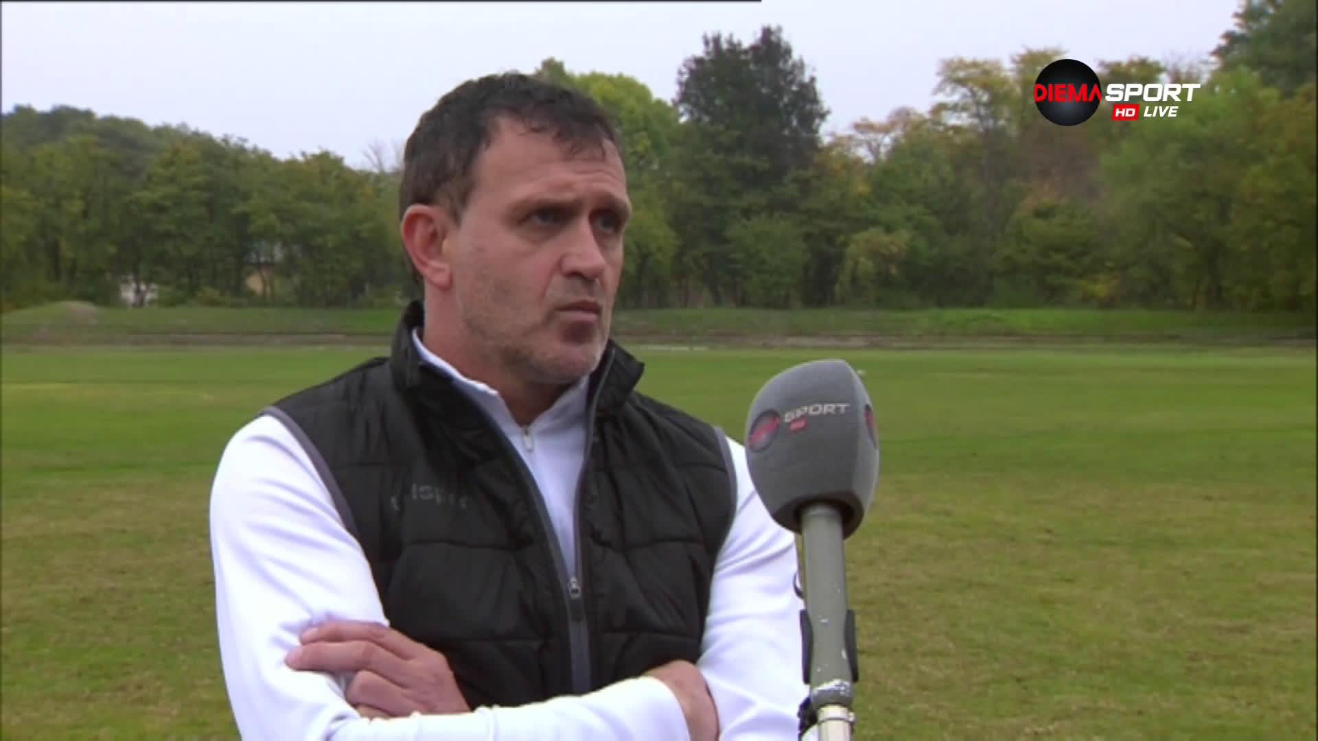 Бруно Акрапович: Близки до Локомотив Пд хора искат да губим