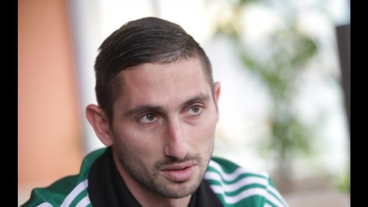Христо Златински: Мислим само за победа