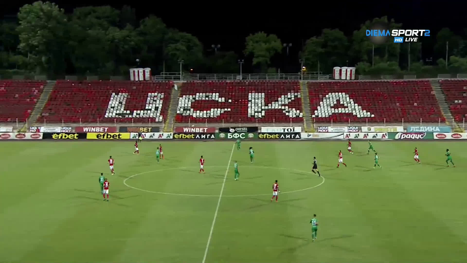 Тиаго направи преднината за ЦСКА класическа
