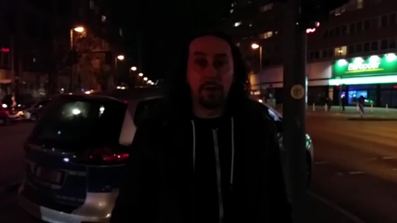 Очевидец за стрелбата в Цюрих