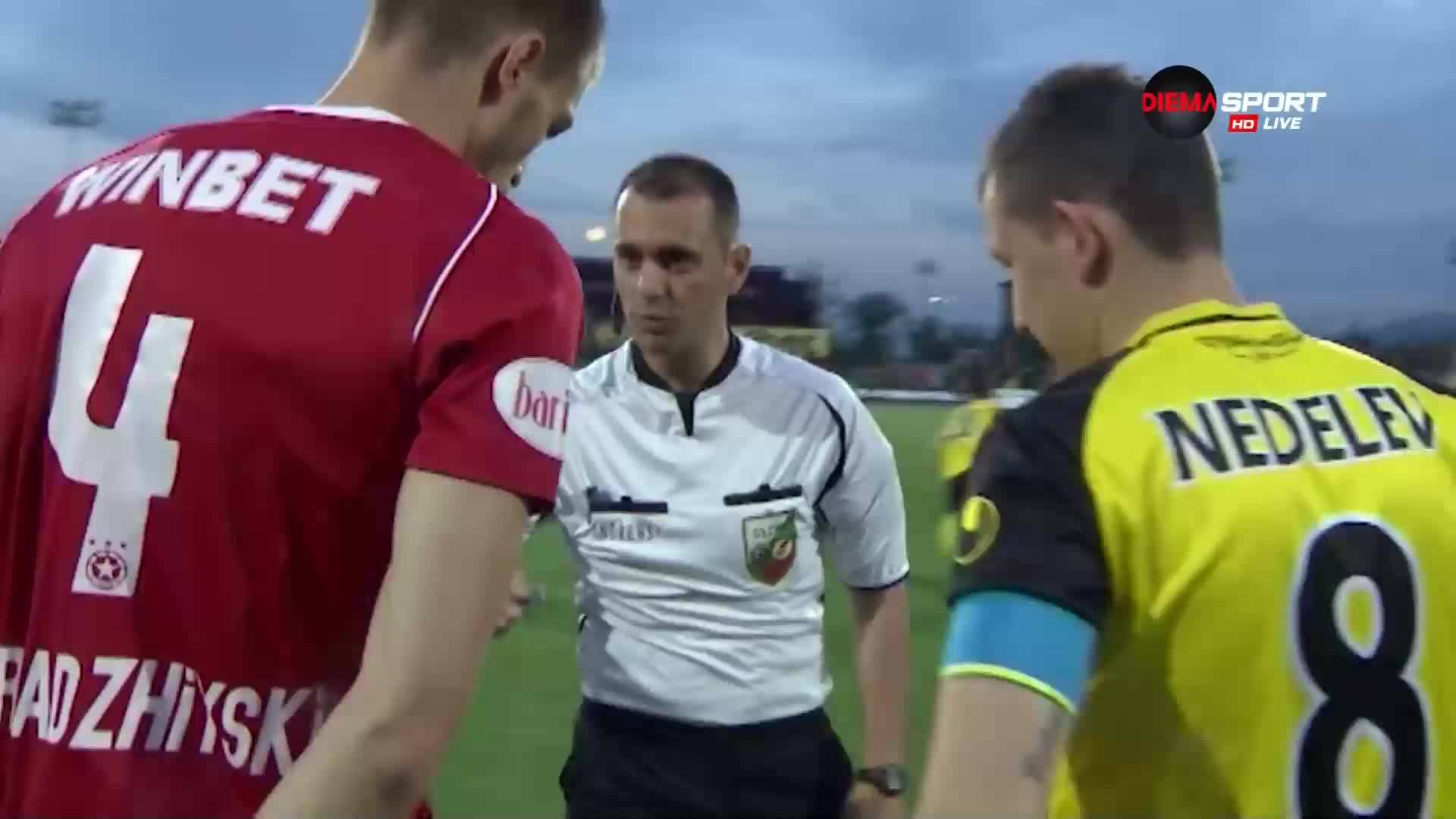 Ботев сложи окончателно кръст на амбициите на ЦСКА