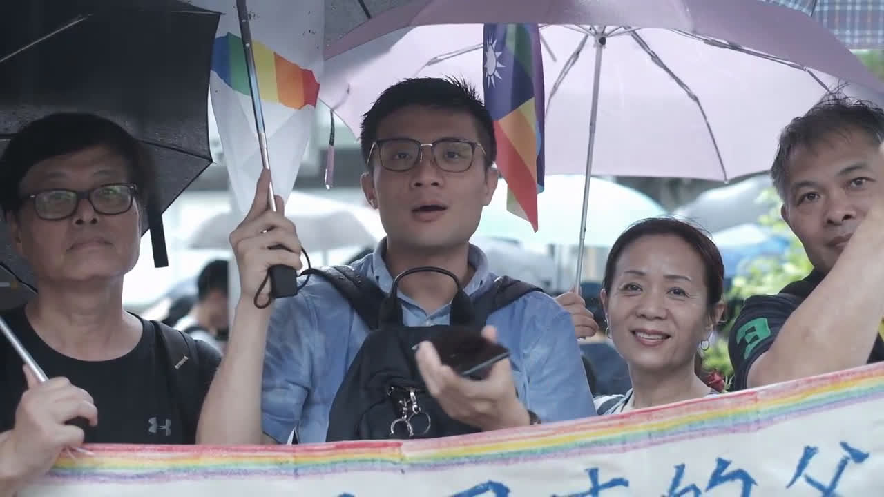 Taiwan: Parliament passes Asia's first same-sex legalisation law