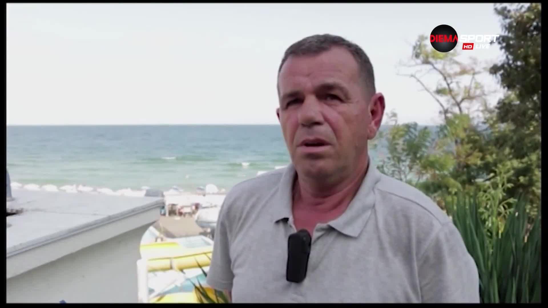 Пламен Гетов: За мен Спартак Варна е религия