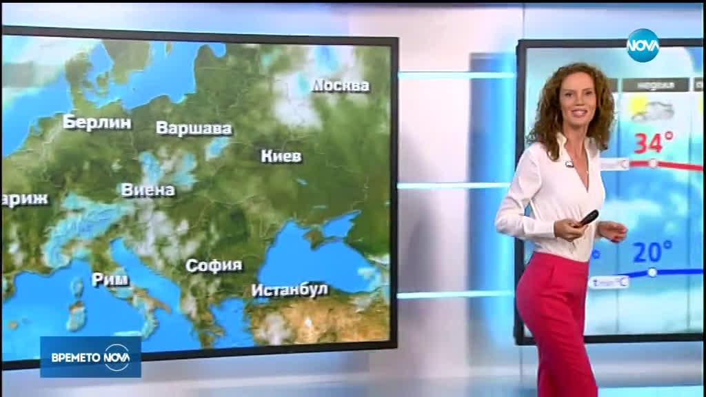 Прогноза за времето (19.08.2019 - централна емисия)