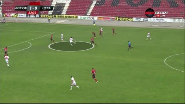 Как се случи победата на Локо София над ЦСКА?