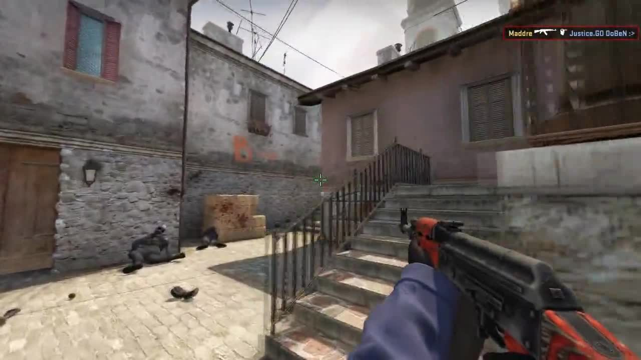 Cs:go Maddre 1vs5 ace/5hs