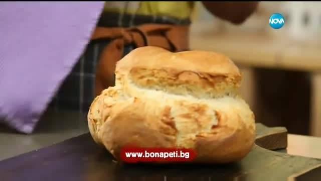 Котидж хляб без месене - Бон Апети (11.07.2017)