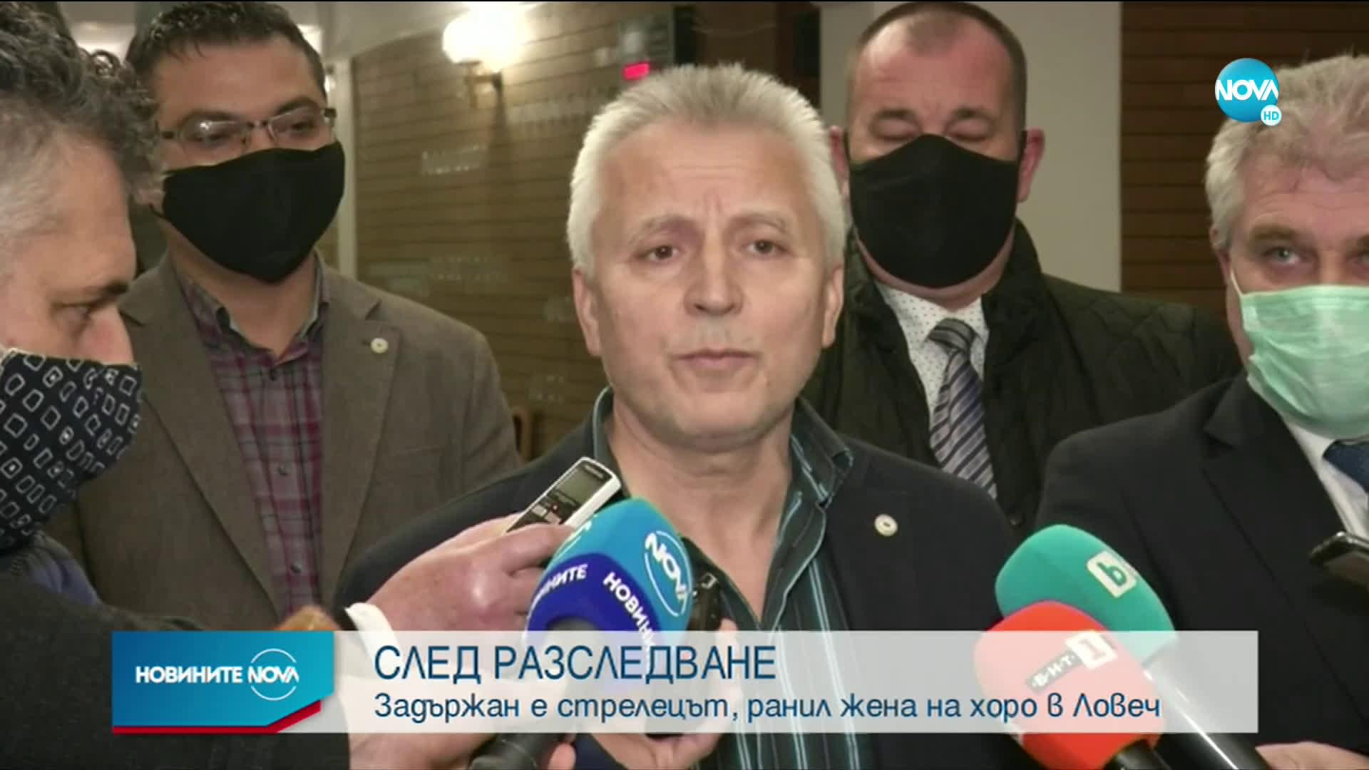 Задържаха стрелеца, ранил жена в Ловеч навръх Нова година