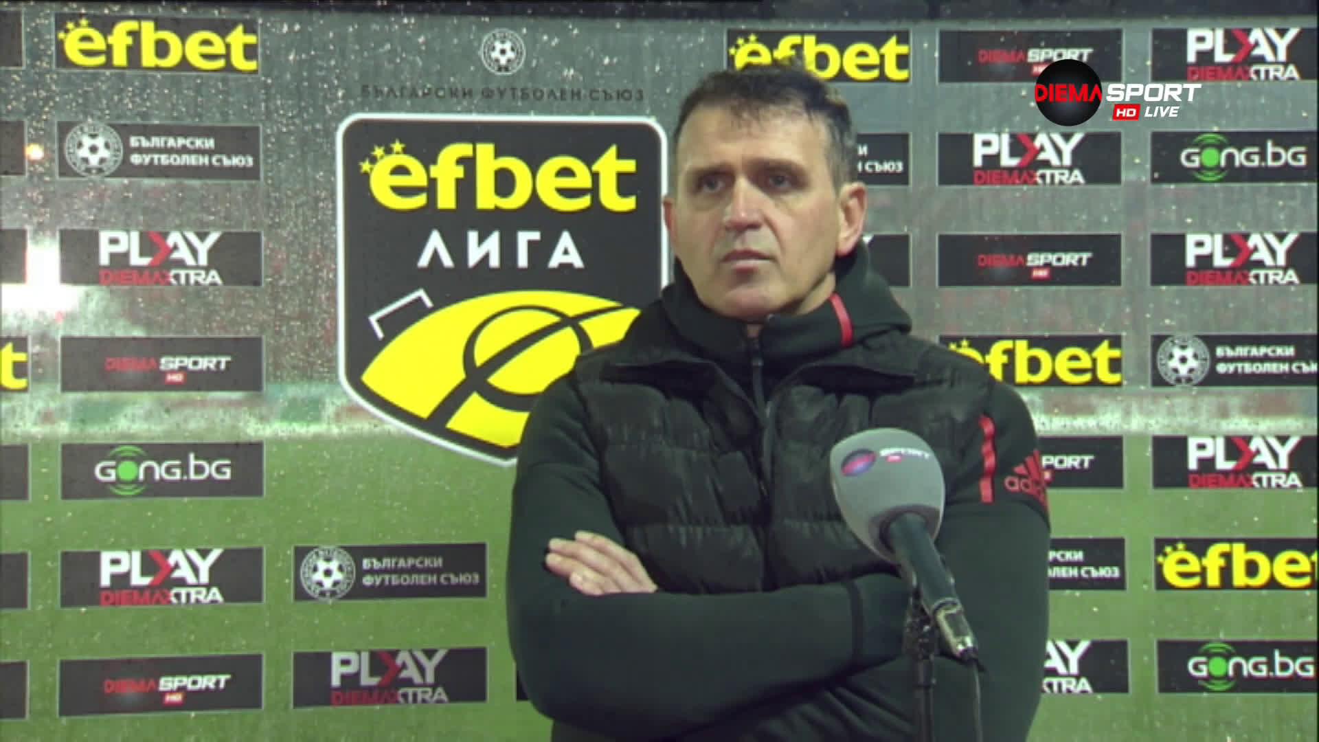 Бруно Акрапович: Проблемите нямат значение, трябваше да защитим името на ЦСКА