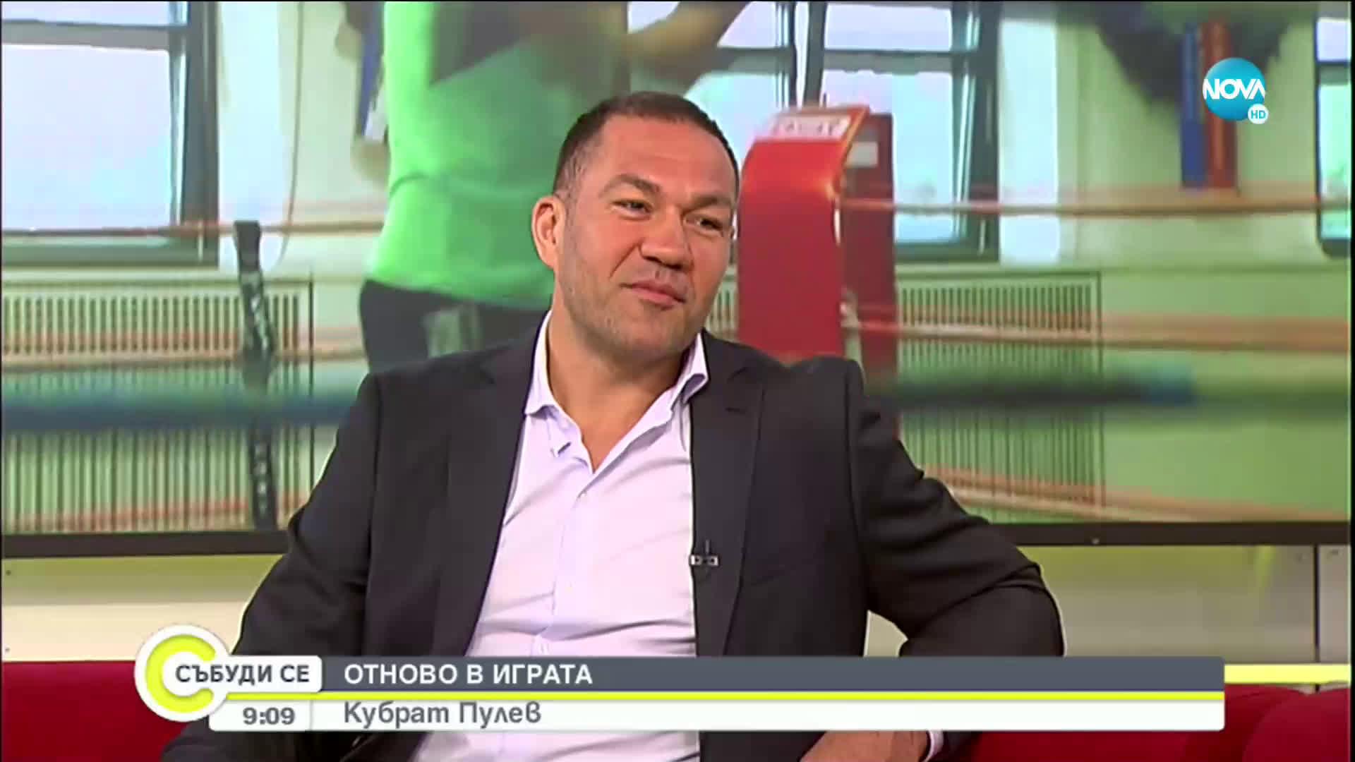 Кубрат Пулев: Изкарах COVID-19 като на шега, но положението беше сериозно