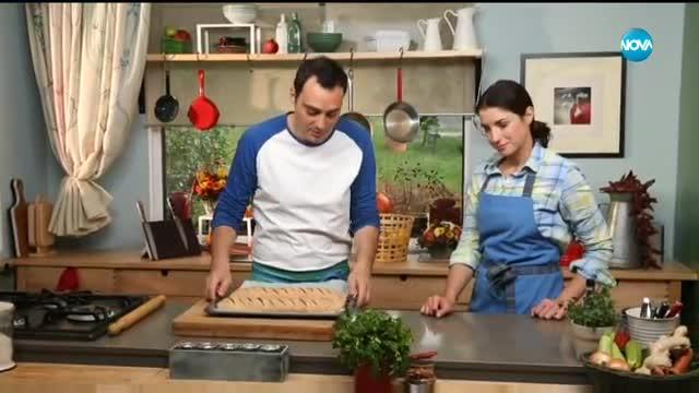 "Постна пица ""Стромболи"" - Бон апети (22.11.2017)"