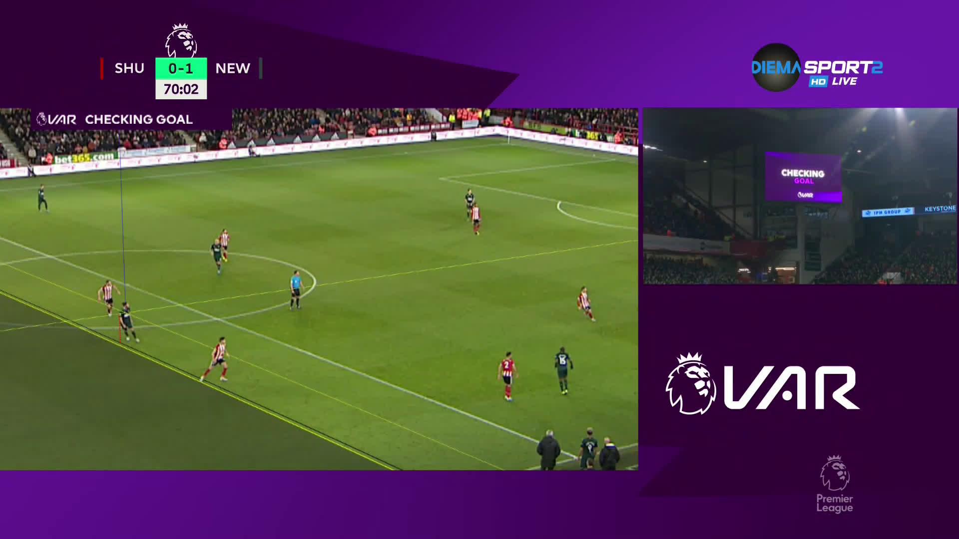 Шефийлд Юнайтед - Нюкасъл 0:2 /репортаж/