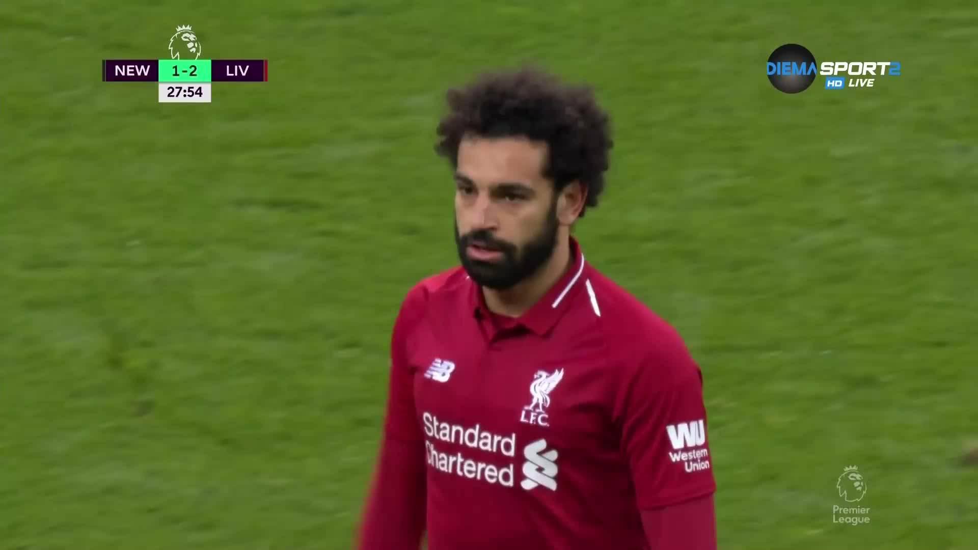 Салах отново герой за Ливърпул с гол №22