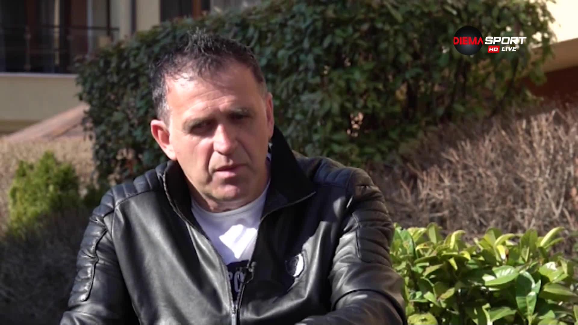Акрапович атакува Крушарски: Когато плати сметката, може и да се върна в Локо Пд