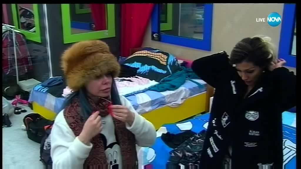 Албена Вулева и Джулиана Гани за сватбите и разводите - Big Brother: Most Wanted 2018
