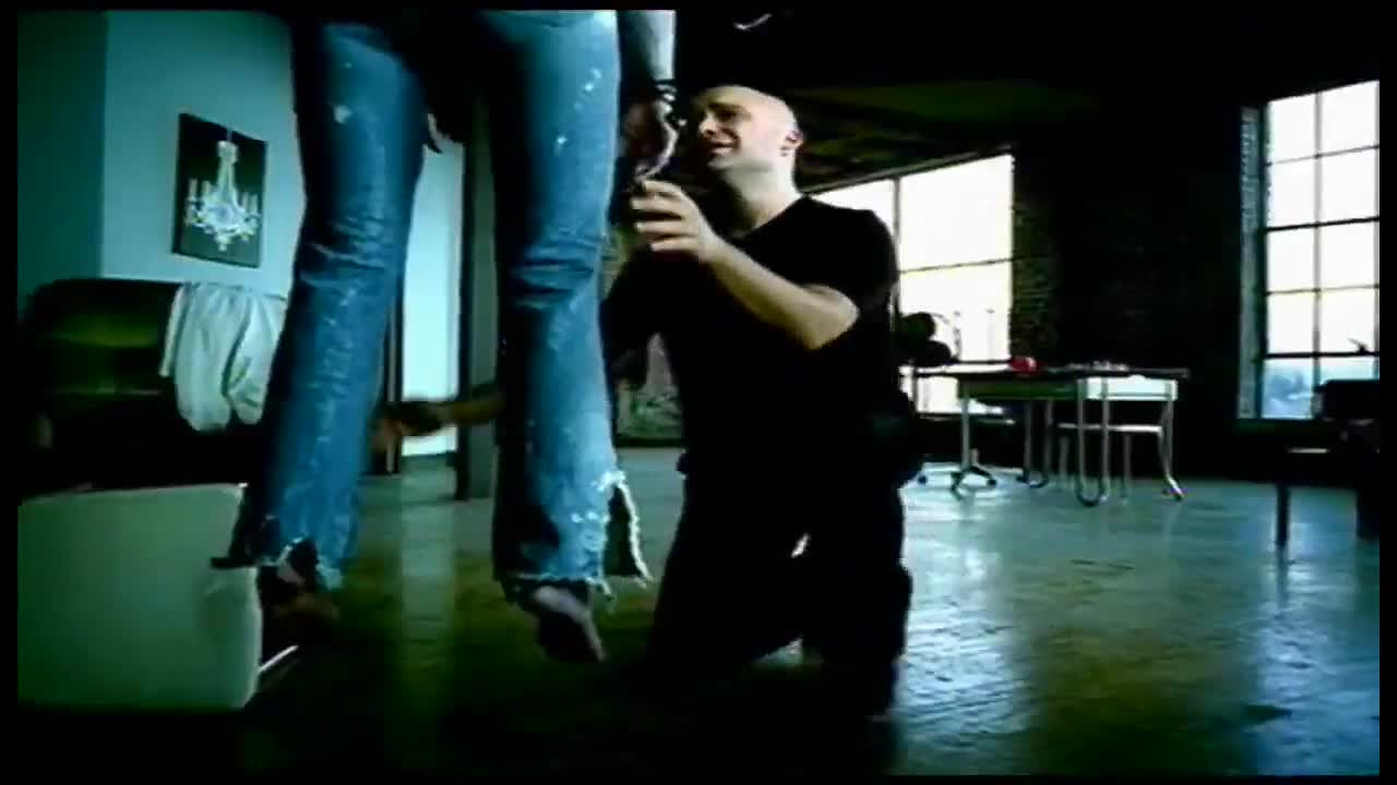 Disturbed inside the fire video