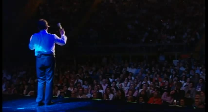 Massimo Ranieri - Perdere l`amore /на живо на стадион Olimpico в Рим/