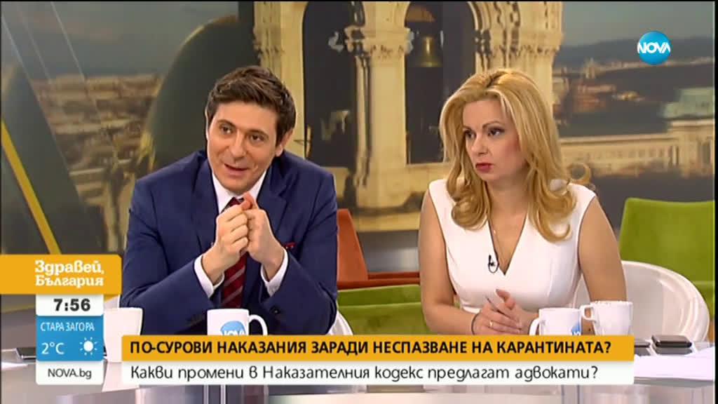 Марковски: Не трябва да се плашим, когато в една страна се обяви извънредно положение