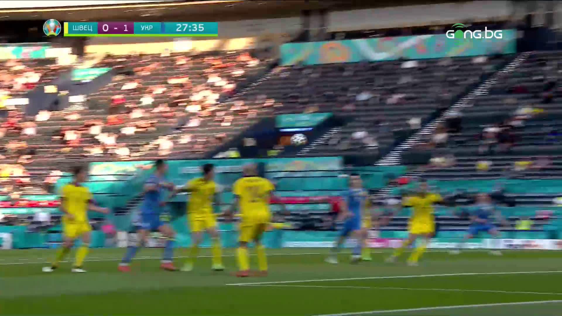 """Зинченко """"разстреля"""" Олсен - 1:0 за Украйна"""