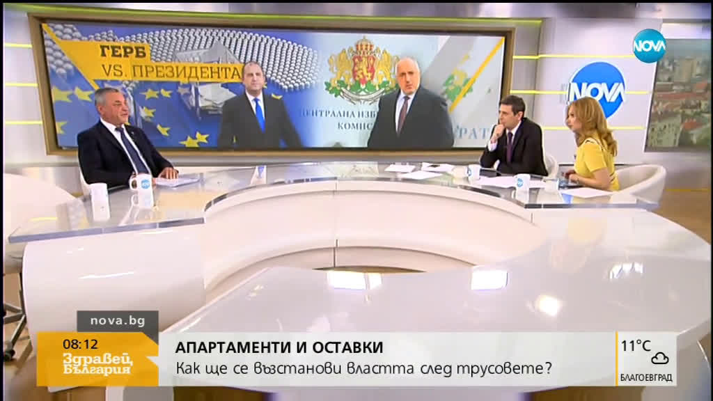 Симеонов: Не виждам пряка връзка между евроизборите и тези за парламент