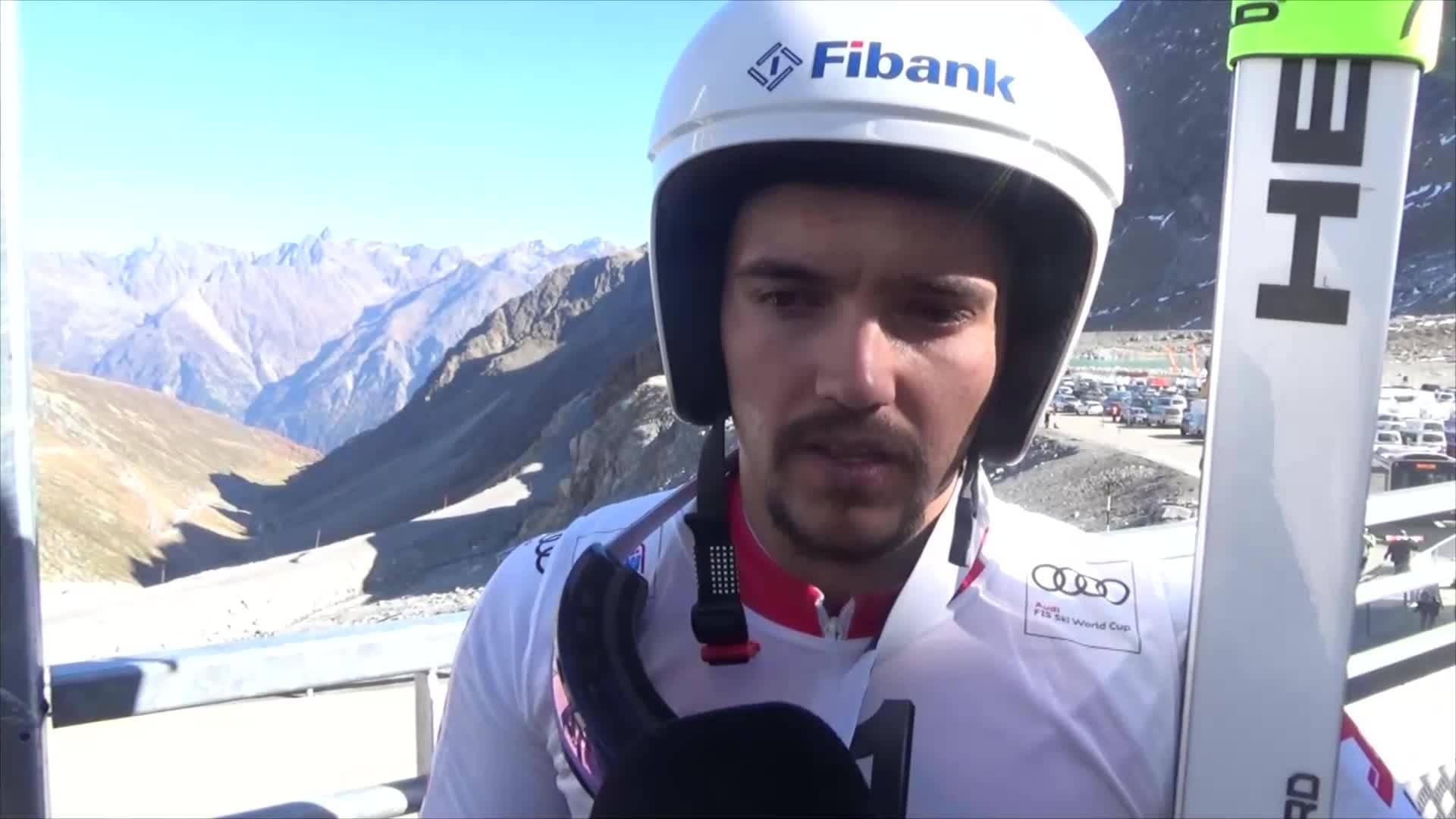 Алберт Попов: Виждам напредък, мога и по-добре