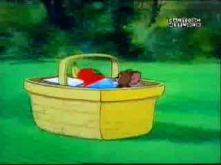 Том & Джери - Pup On A Picnic