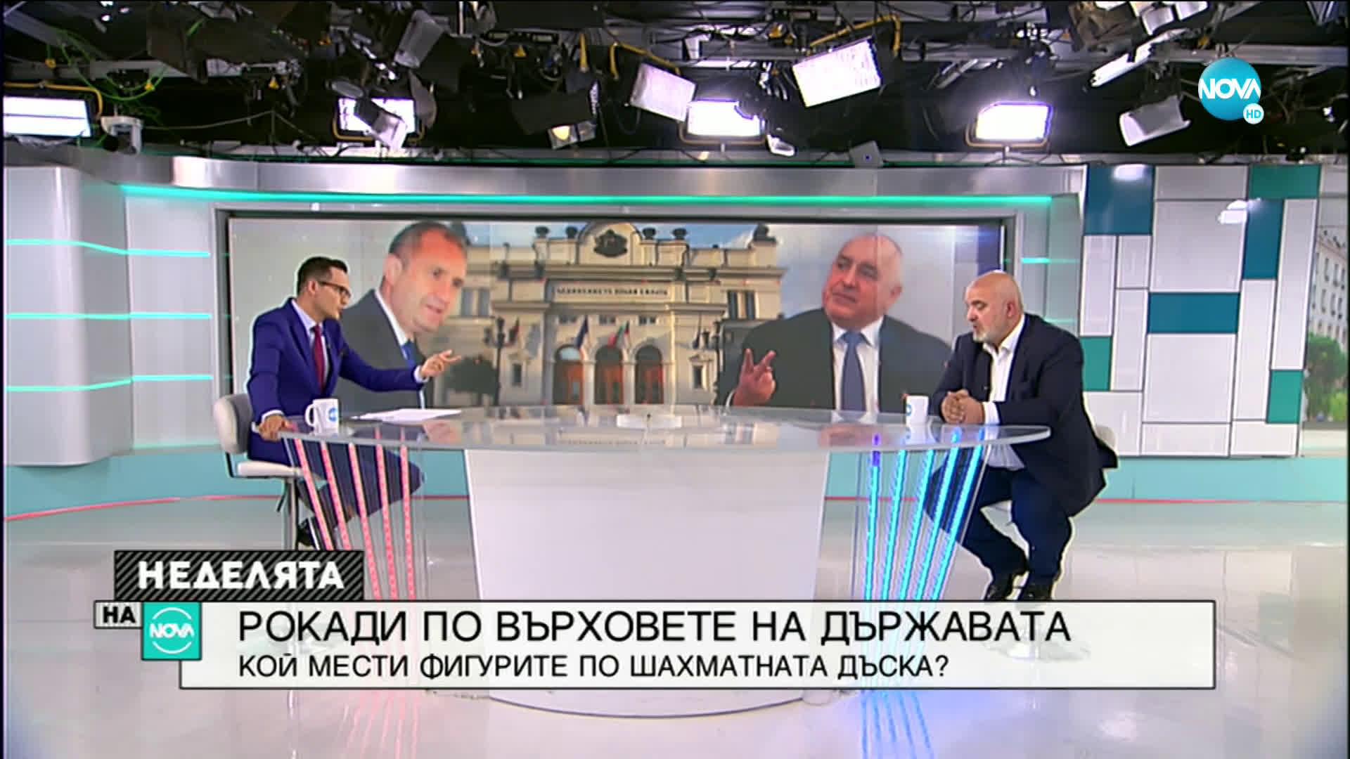 Маноил Манев: Радев овладява всички властови структури и провежда лична политика