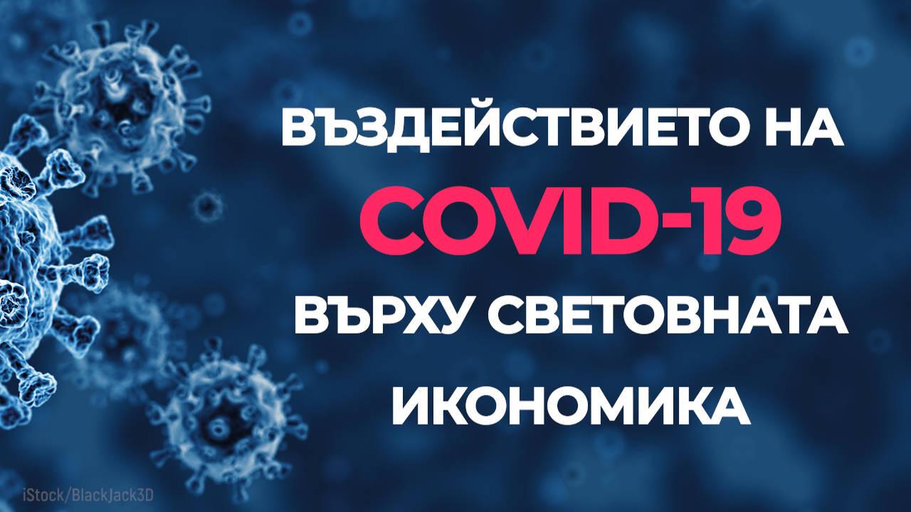 Въздействието на COVID-19 върху икономиката