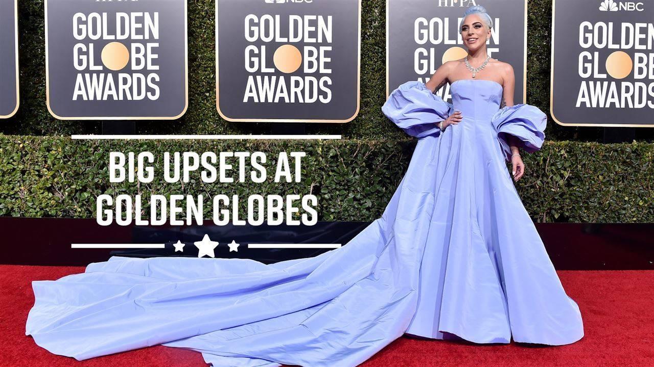 """Как """"Златните глобуси"""" разтърсиха сезона на наградите"""