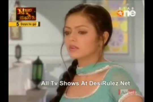Geet and Maan Scene 206 ~ Geet Throws All The Pictures ~ в