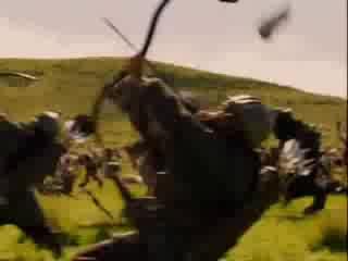 Откъс От Битката В Хрониките На Нарния