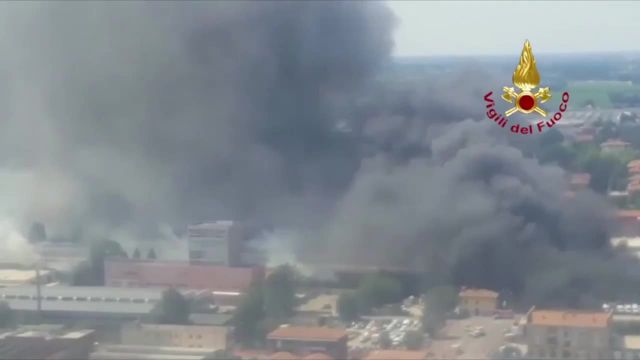 Italy: Over 20 injured in huge explosion on Bologna motorway
