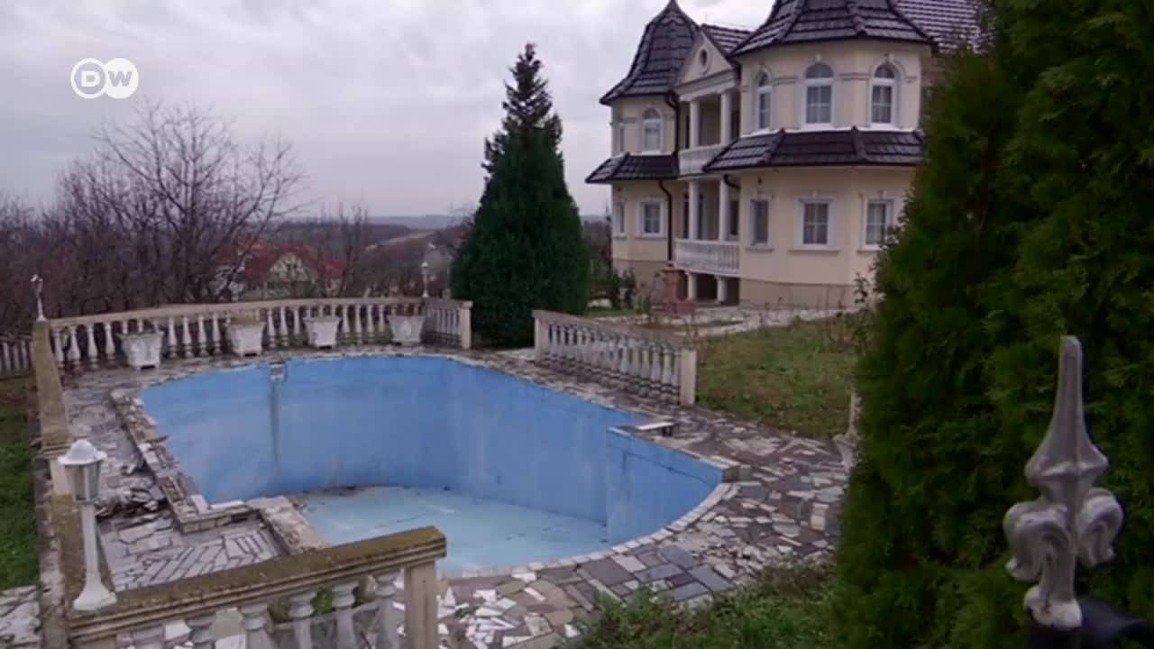 Гомилица: сръбското село-призрак